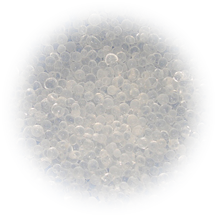 2KG of White Silica Gel Beads